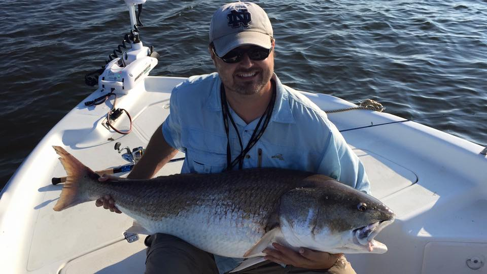 Old drumming on the pamlico sound neuse river adventures for Neuse river fishing report